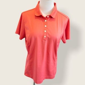 Nike Geranium (Hot Pink) Victory Golf Polo - Large